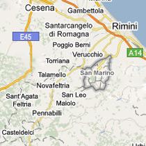 Cartina Riviera Romagnola.Maiolo Comune Di Maiolo Rimini Emilia Romagna