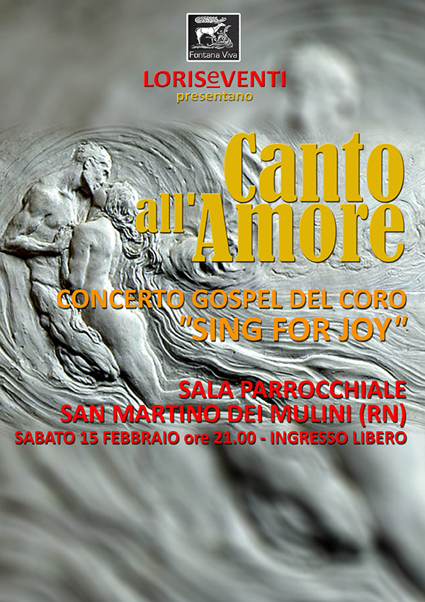 Canto all'Amore