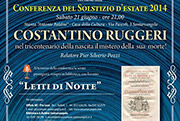 Conferenza del Solstizio d'Estate
