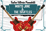 Concerto: Martha Jane & The Truffles