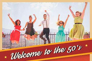 Welcome to the 50's