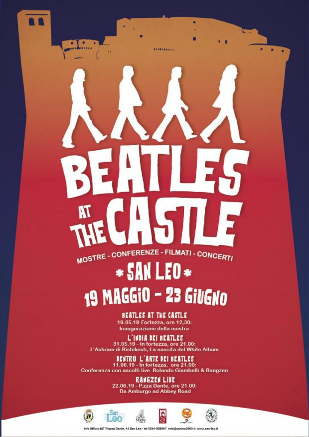 Beatles at the Castle