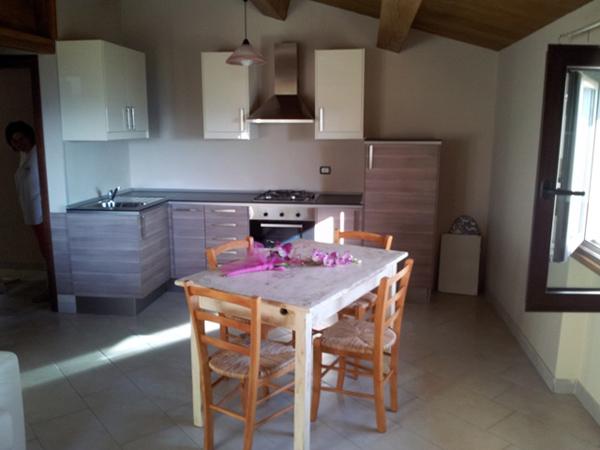 Il piccolo granaio bed breakfast scavolino di pennabilli rimini emilia romagna - Tavolo piccolo cucina ...